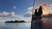 Minecraft Continuum mod ukazuje pôsobivú hmlu