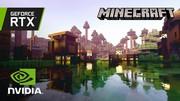 Minecraft RTX ukazuje práce tvorcov máp, príde čoskoro