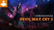VIDEORECENZIA: Devil May Cry 5