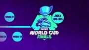 Fortnite World Cup 2019 sa predstavuje