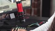 HyperX Quadcast mikrofón sa predstavuje