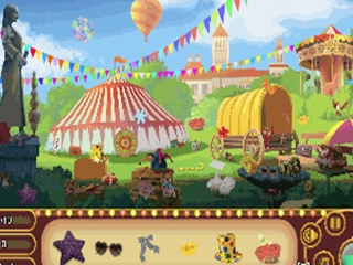 Circus hidden objects