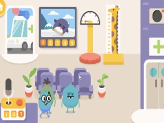 Dumb Ways JR Zany Hospital