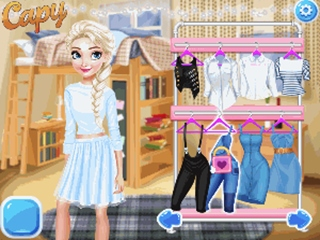 Princeznin šatník