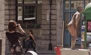 Najlepšie scény zo skrytej kamery so sochami