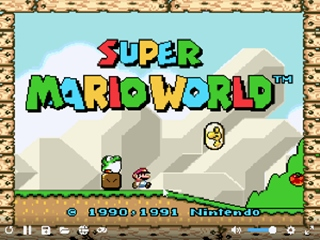 Super Mario World