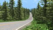 BeamNG.Drive ukazuje vylepšenia prostredí