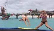 Naučte ju ako skákať