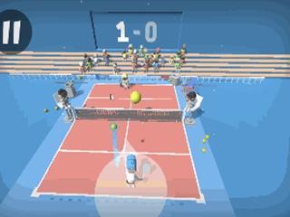 Mini Tenis 3D