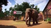 Planet Zoo ukazuje hrateľnosť z bety
