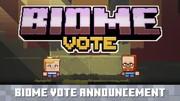 Minecraft ohlasuje hlasovenia o ďalšom Biome