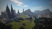 Minecraft: School of Witchcraft and Wizardry mod sa predstavuje