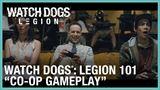 Watch Dogs: Legion - Classroom 101 - kooperácia