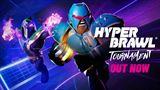 Športovo-akčný mix HyperBrawl Tournament je už vonku