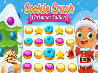Cookie Crunch Christmas