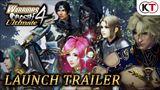 Warriors Orochi 4 Ultimate je tu s novými výzvami