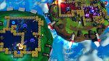 Sky Cannoneer ostreľuje nepriateľov na lietajúcich ostrovoch