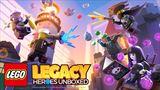 LEGO Legacy: Heroes Unboxed postavila proti sebe hrdinov zo sveta skladačiek