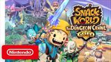 Snack World: The Dungeon Crawl - Gold sa hrnie do boja