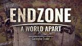 Stavba mesta v titule Endzone priblížená v gameplay videu
