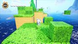 Skákačka Neko Ghost, Jump! skombinuje 2D a 3D