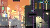 Kyberpunková platformová hra Aeon Drive vstúpi do alternatívnej Barcelony