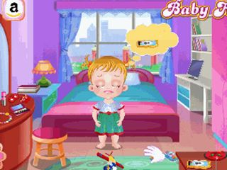 Baby Hazel - Gardern party