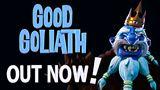 Good Goliath vyšel pre PCVR a PSVR platformy