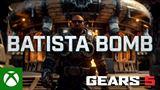 Gears 5: Batista Bomb - Dave Batista sa vracia
