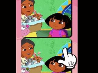 Dora - rozdíly