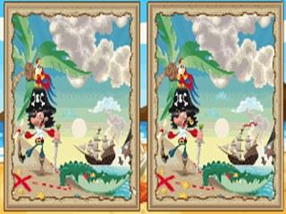 Piráti - rozdíli