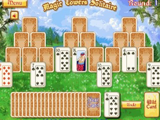 Solitaire Magic Towers