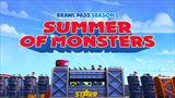 Brawl Stars ponúka trailer k Summer of Monsters eventu druhej sezóny