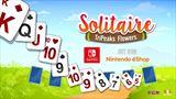 Solitaire TriPeaks Flowers je ďalšia drobná puzzle hra pre Switch