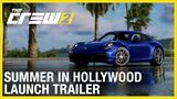 The Crew 2: Summer of Hollywood dostáva launch trailer