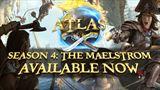 Atlas spúšťa v štvrtú sezónu - The Maelstorm
