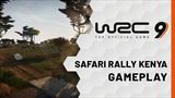 WRC 9 - Safari Rally Kenya -  gameplay