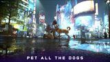 Ghostwire: Tokyo ukázal na Quakecone, ako hladkať psa