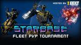 Starbase pripravuje PvP turnaj veľkých flotíl