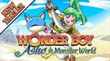 Wonder Boy: Asha in Monster World ukazuje svoju hrateľnosť