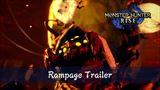 Monster Hunter Rise ponúkne extra výzvu v novom režime Rampage