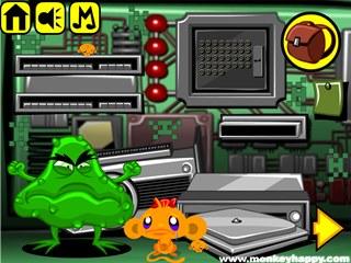 Monkey Go Happy 543