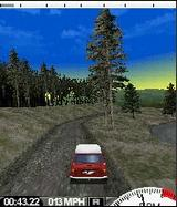 Colin McRae 2005 N-gage demo