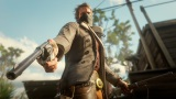Red Dead Redemption 2 ukazuje zbrane