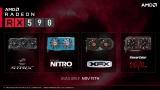 AMD oficiálne predstavilo RX590, už je v predaji