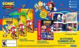 Sonic Mania sa v lete dočká rozšírenej verzie