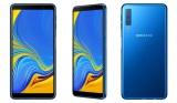 Samsung Galaxy A7 predstavený, ponúka tri zadné kamery