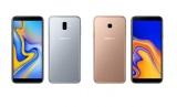 Samsung predstavil svoje lowendy v Galaxy sérii a to J6+ a J4+, dáva im Amoled displej