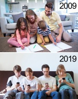 Najlepšie obrázky z 10 year challenge