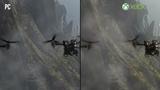 PC verzia Halo: Reach porovnaná s originálom